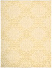 Ambrose Amb01 Lin Rectangle Rug 27'' X 18''