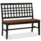 Dining - Arlington Lattice Back Bench Product Image