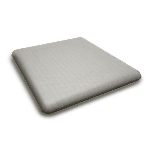 """Natural Seat Cushion - 18.5""""D x 20""""W x 2.5""""H"""