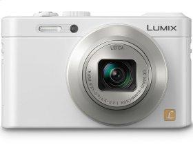 LUMIX DMC-LF1 12.1 MP 7X Zoom Premium Digital Camera - White