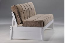 Jefferson Daybed in White Finish