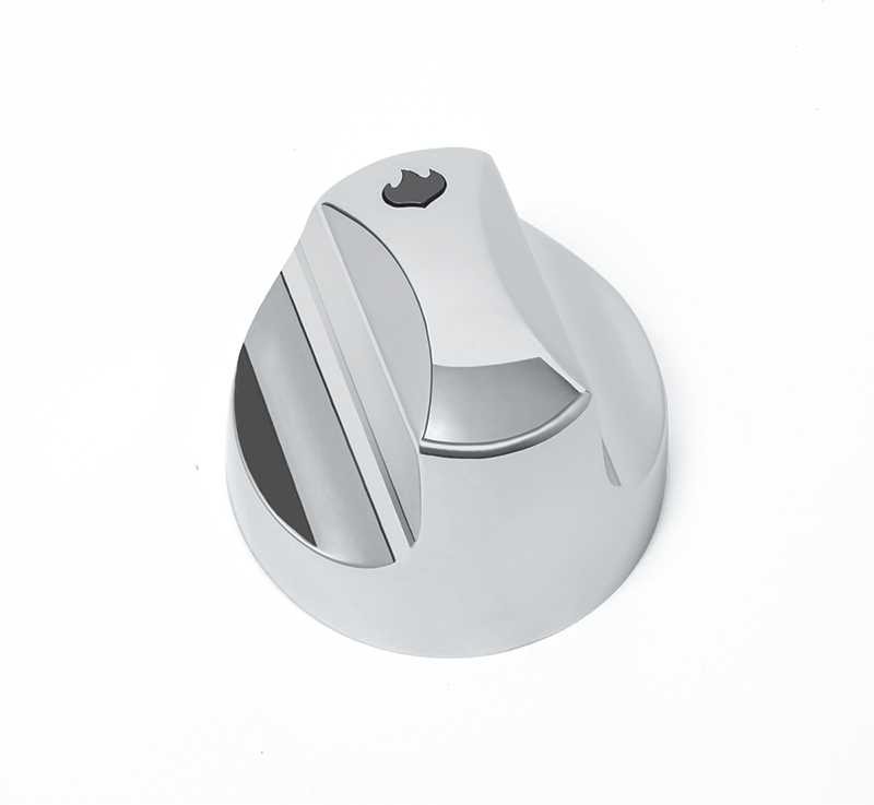 Napoleon BBQSmall Control Knob With A Clear Flame For Lex Series And Prestige 500