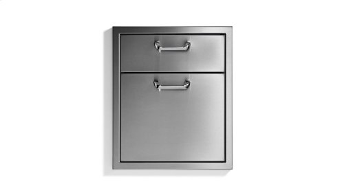 Extra Large Double Drawers - Professional