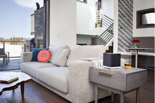 Ultra-Compact Audiophile-Grade Wireless Speaker