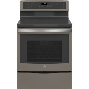 "GE ProfileGe Profile™ 30"" Smart Free-Standing Convection Range With Induction"