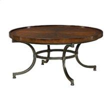 Barrow Round Cocktail Table