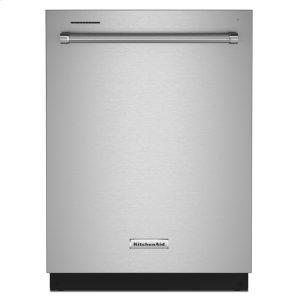 KitchenAid39 dBA Dishwasher in PrintShield Finish with Third Level Utensil Rack - Stainless Steel with PrintShield™ Finish