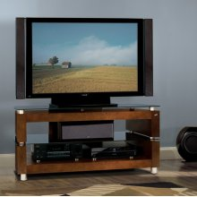 AVSC2052E Espresso Finish Wood Audio/Video System for most Flat Panel TVs up to 55 inches from Bell'O International Corp.