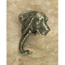 Irish Setter Dog Hook