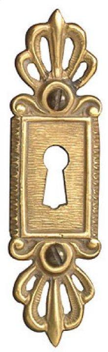 Skeleton Key Rosette Empire Style