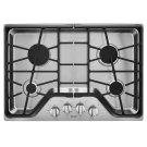 30-inch 4-burner Gas Cooktop with DuraGuard Protective Finish Product Image