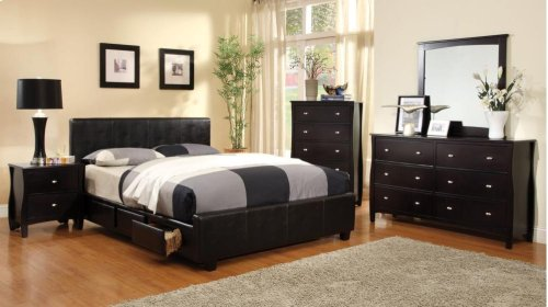 Queen-Size Burlington Bed
