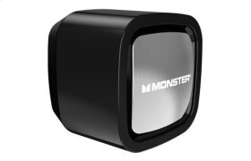 Mobile Single USB Wall Charger - Black and Silver