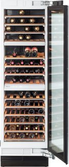 KWT 1603 SF MasterCool Wine Temperature Control Unit for optimum conditioning, thanks to different zones and Miele TouchControl. Product Image