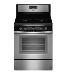 5.0 Cu. Ft. Freestanding Gas Range With Fan Convection Cooking [OPEN BOX]