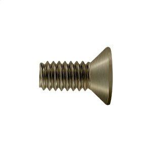 """Machine Screw, SB, #12 x 1/2"""" - Antique Brass"""