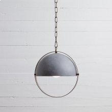 Garrick Pendant-antique Brass
