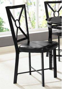 Diamond Black Chair