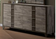 Henderson 2 Tone Melamine Dresser Product Image