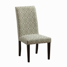 Green Parson Chair