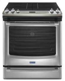 30-inch Gas Range with Convection and Fit System - 5.8 cu. ft.