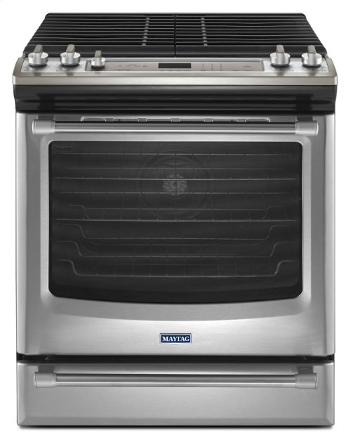 30-inch Gas Range with Convection and Fit System - 5.8 cu. ft. Display Model