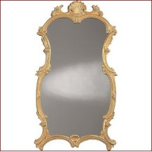 Mirror W1105 Powdered Gold