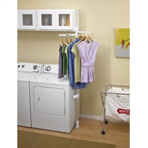 WhirlpoolLaundry Appliance Hanger Rack