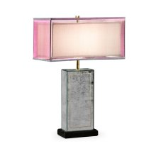 Rectangular glomise Table Lamp