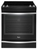 Whirlpool 6.2 cu. ft. Front-Control Electric Range with TimeSavor Plus True Convection Product Image