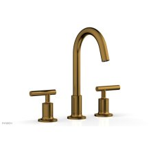 TRANSITION 2 Widespread Faucet 121-02 - French Brass