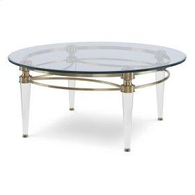 Cartesian Cocktail Table