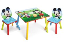 Mickey Mouse Table & Chair Set - Style 1