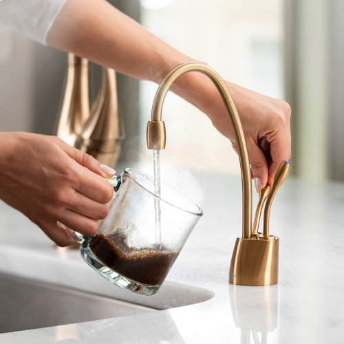 Indulge Contemporary Hot/Cool Faucet (F-HC1100-Classic Oil Rubbed Bronze)