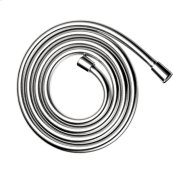 Chrome Techniflex Hose, 63""