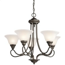 Stafford Collection Stafford 5 Light Chandelier OZ