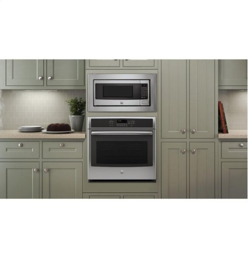 GE Profile Series 1.1 Cu. Ft. Countertop Microwave Oven