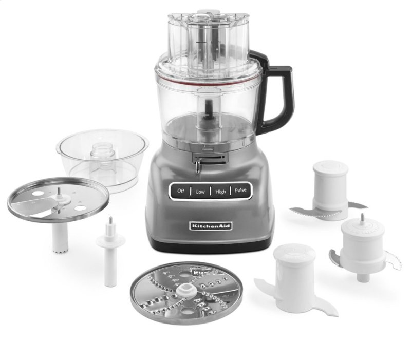 Kfp0933cu In Contour Silver By Kitchenaid In Bend Or 9 Cup Food