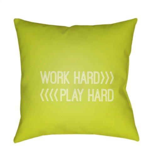 "Work Play QTE-031 18"" x 18"""