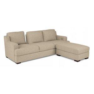 FLEXSTEELDowd Three-Cushion Power Sofa