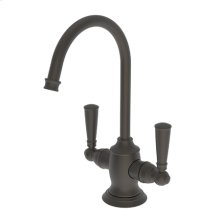 Weathered Brass Hot & Cold Water Dispenser