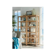 Long Key Etagere