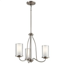 Lorin Collection Lorin 3 Light Chandelier CLP
