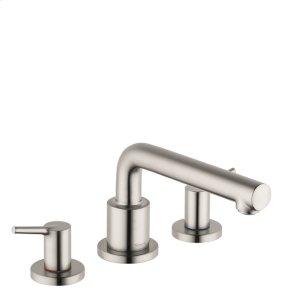 Brushed Nickel Talis S 3-Hole Roman Tub Set Trim