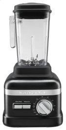 Commercial Blender with 3.5 peak HP Motor - Black Matte Product Image