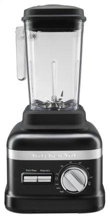 Commercial® Series Blender with 3.5 peak HP Motor - Black Matte