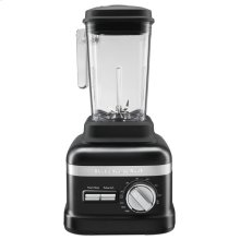 Commercial Blender with 3.5 peak HP Motor - Black Matte
