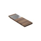 Presentation board 210062 - Walnut Fireclay sink accessory , Walnut Product Image