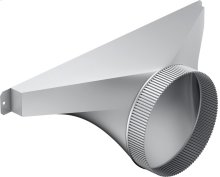 8-Inch Side/Rear Transition for Downdraft CVTSIDE8