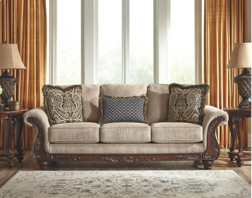 7200  Sofa and Loveseat - Laytonsville Pebble